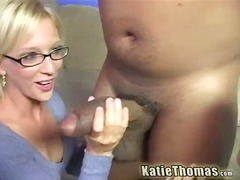 kat,  cumshot, threesome, blonde