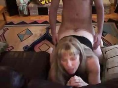 cougar, housewife, wife, anal