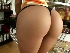 Mya Diamond shows off ... from Yobt TV