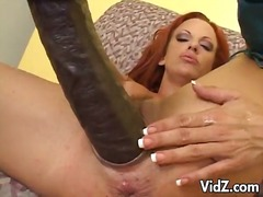 See: Sexy redhead asdrilled...