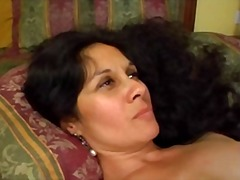Hairy latin mature