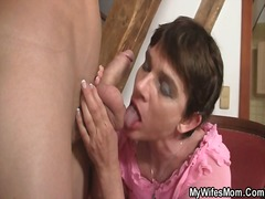 Horny mother inside law wa... - 06:11