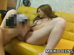 Petite Japanese teen R... video