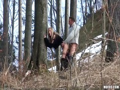 Good amateur outside f... video