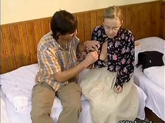 Horny housewife goes c... preview