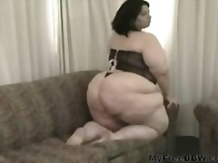 Pear Shaped Bbw Auditi... video