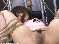 Japanese Bondage Sex  ... video