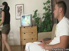 Yobt TV Movie:He drills his nasty GF hard an...