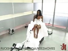 Keez Movies Movie:Hot Ebony Machine Fuck