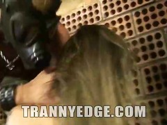 Tranny Yasmin Rios is ... video
