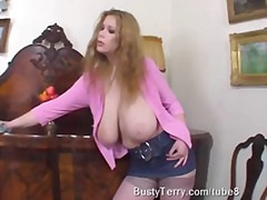Busty Terry Enormous N...