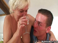 He finds his GF's mom unco... - 06:08