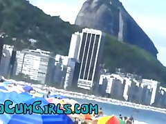 Trippin' in Rio video