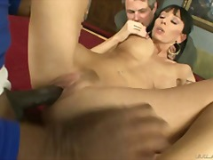 Over Thumbs - Big breasted MILF fuck...
