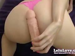 Thumb: Lelu LoveDildo Blowjob...