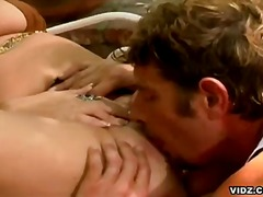 Over Thumbs - Brunette wife fools ar...