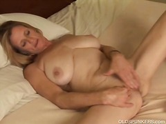 mature, massive tits, big boobs, solo, big tits, masturbating, masturbation, busty, milf, big natural tits, huge tits