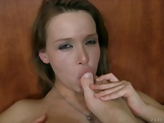 Over Thumbs - This anal fuck turns h...