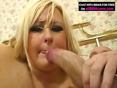Blond BBW AND GIANT Am... preview