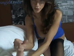 Xhamster Movie:Auntie gives you a handjob for...