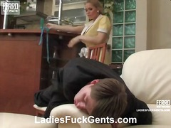 Yobt TV Movie:Susanna and Morris lewd ding-d...