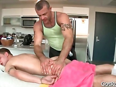 massage, oiled, anus, sage, gotrub