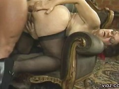 Naughty mature and you... video
