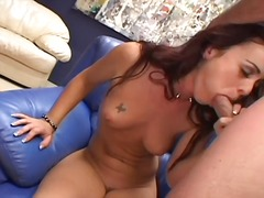 brunette, pussy, doggy style,