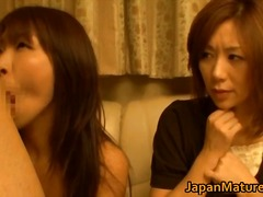 Japanese mature women ...