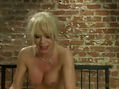 shemale, blonde, blowjob, mature,