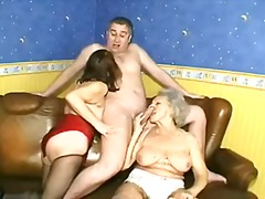 Granny norma and frien... video