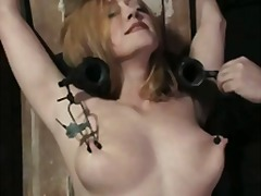rough, big-boobs, brutal, spanking, domination, slave,