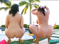 H2porn Movie:Great foursome sex begins