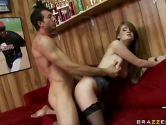 hardcore, stockings, blowjob,