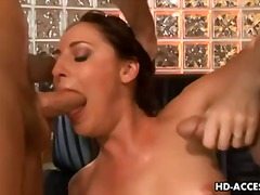 Lauren Phoenix double ... video