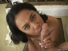 pov, blow, blowjob, cum-shot, india, oral
