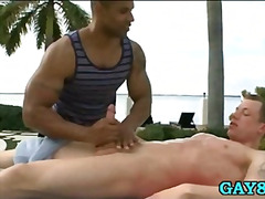 hardcore, gay, massage