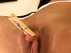 bondage, flogging, blonde