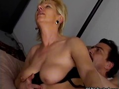 Amateur blonde mature ... preview
