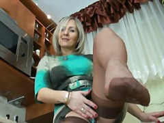 foot-fetish, mature, pornstar
