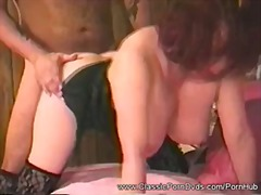 model, pussy-eating, busty, vintage