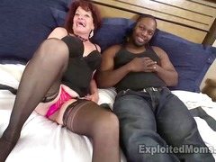 amateur, mature, interracial,