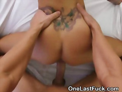 Dirty Blonde Ex Girlfriend Fucked From Behind And Cumshot