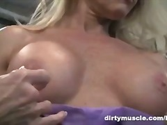 MANDY - GYM MASTURBATION video