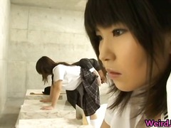 Super horny japanese b... video