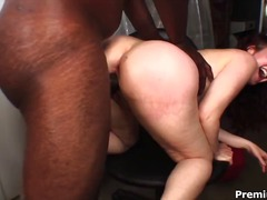 Mae Victoria gets her juggs fucked
