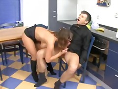 GERMAN WOMAN GETS FUCK... video