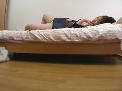 Sleepy asian whore lay... video