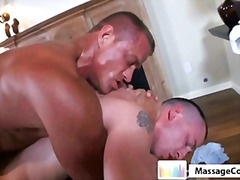 facial, muscle, deepthroat, cock-riding