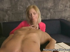 ProPorn Movie:Shelly is keen to do her anal ...